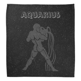 Translucent Aquarius Bandana