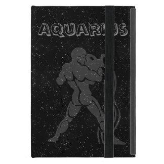 Translucent Aquarius iPad Mini Cover