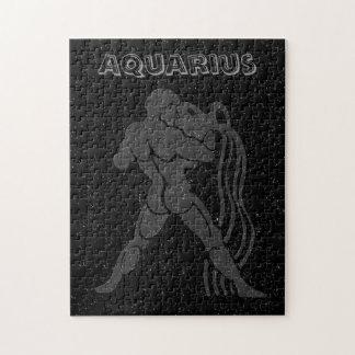 Translucent Aquarius Jigsaw Puzzle