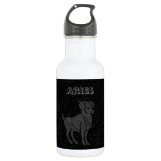 Translucent Aries 532 Ml Water Bottle