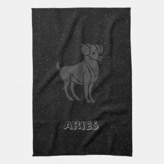 Translucent Aries Tea Towel