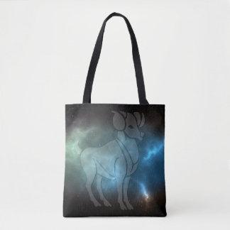Translucent Aries Tote Bag