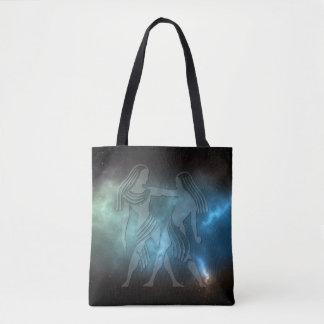 Translucent Gemini Tote Bag