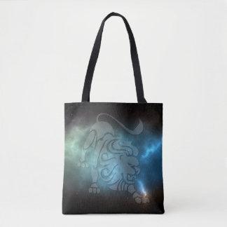 Translucent Leo Tote Bag