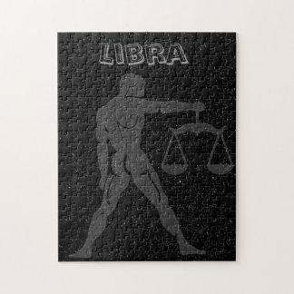 Translucent Libra Jigsaw Puzzle