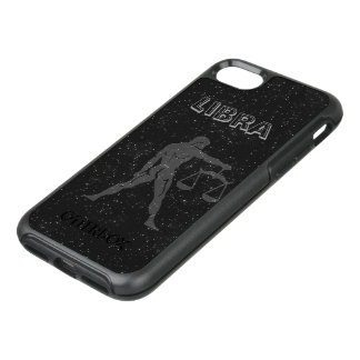 Translucent Libra OtterBox Symmetry iPhone 7 Case