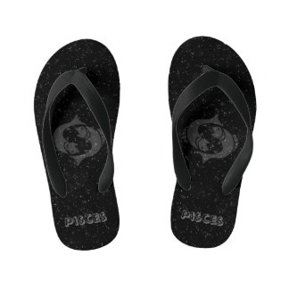 Translucent Pisces Kid's Thongs