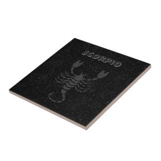 Translucent Scorpio Ceramic Tile