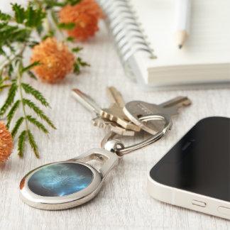 Translucent Scorpio Key Ring