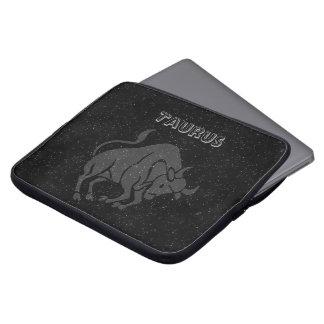 Translucent Taurus Laptop Sleeve
