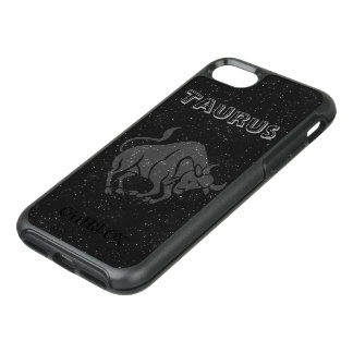 Translucent Taurus OtterBox Symmetry iPhone 8/7 Case