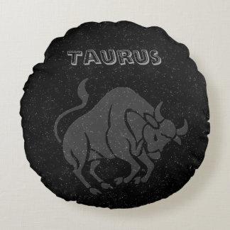Translucent Taurus Round Cushion