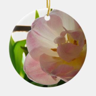 Translucent Tulip Ornament