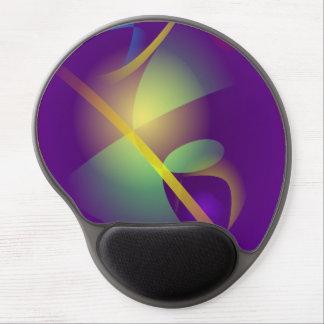 Translucent Universe Gel Mouse Pad