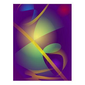 Translucent Universe Postcard