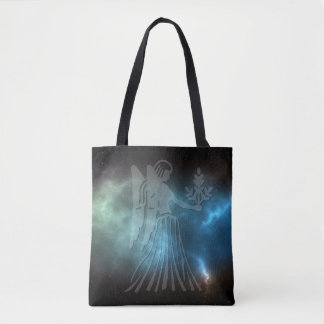 Translucent Virgo Tote Bag