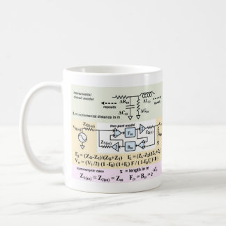 Transmission Lines Coffee Mug