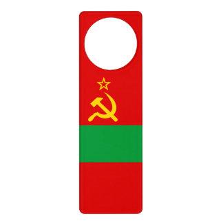 Transnistria Flag Door Hanger