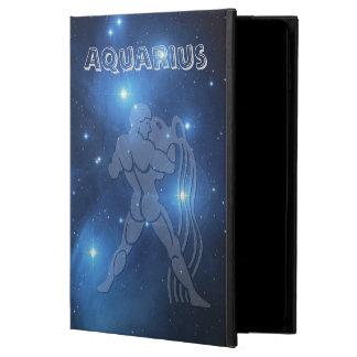 Transparent Aquarius Powis iPad Air 2 Case