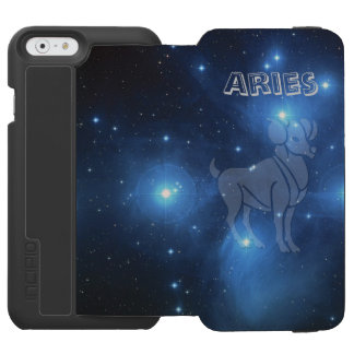 Transparent Aries Incipio Watson™ iPhone 6 Wallet Case