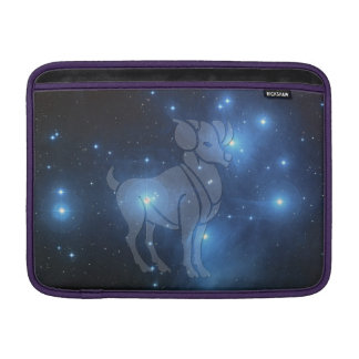 Transparent Aries MacBook Sleeve