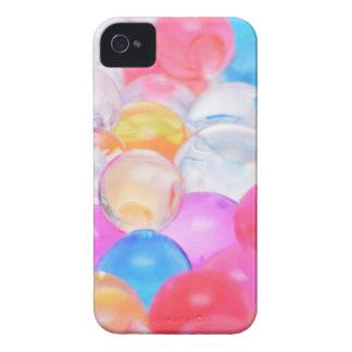transparent balls iPhone 4 Case-Mate case