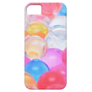 transparent balls iPhone 5 cover
