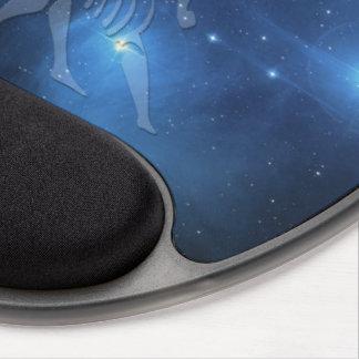 Transparent Gemini Gel Mouse Pad