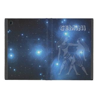 Transparent Gemini iPad Mini Case