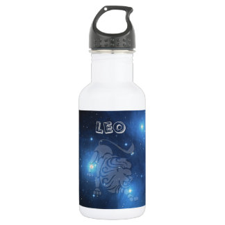 Transparent Leo 532 Ml Water Bottle