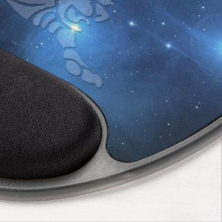Transparent Leo Gel Mouse Pad