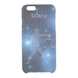 Transparent Libra Clear iPhone 6/6S Case