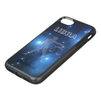 Transparent Libra OtterBox Symmetry iPhone 8/7 Case