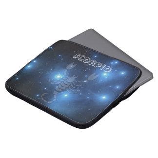 Transparent Scorpio Laptop Sleeve
