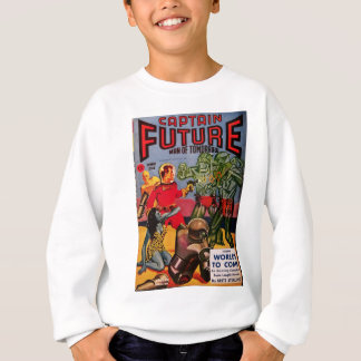 Transparent Space Bearmen Sweatshirt
