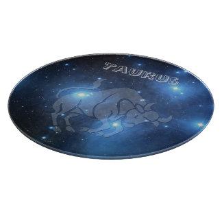 Transparent Taurus Cutting Board