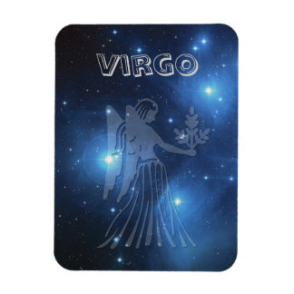 Transparent Virgo Magnet