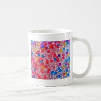 transparent water balls coffee mug