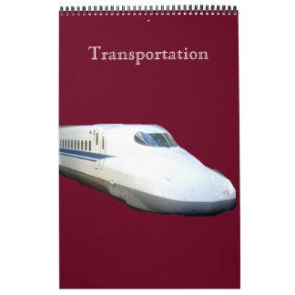 transport calendar