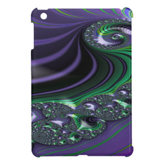 transportable stringing Fractal Cover For The iPad Mini