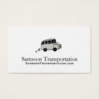 Transportation Business Cards