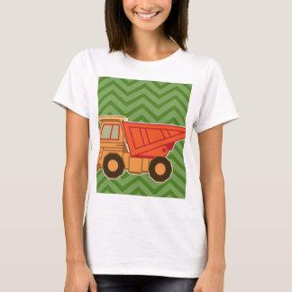 Transportation Heavy Equipment Dump Truck T-Shirt