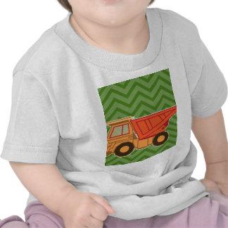 Transportation Heavy Equipment Dump Truck Shirts