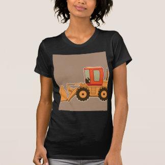 Transportation Heavy Equipment Payloader – Brown Shirts