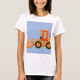 Transportation Heavy Equipment Payloader T-Shirt