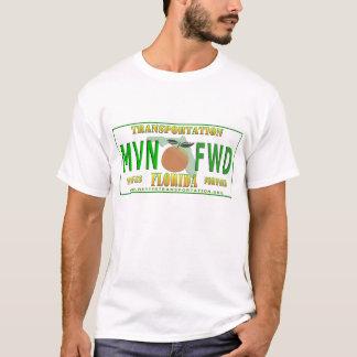 Transportation Moves Florida Forward T-Shirt