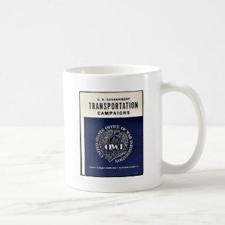 Transportation Mugs