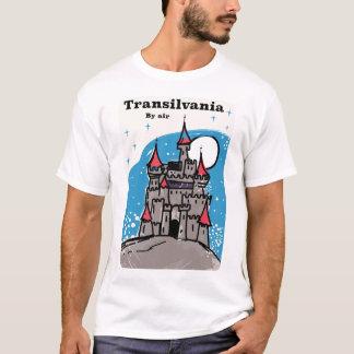Transylvania Castle vintage travel poster T-Shirt