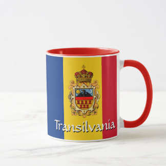 Transylvania Coat of Arms Mug