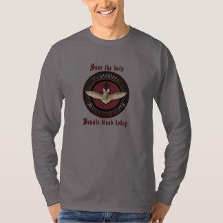 Transylvania Humane Society Vampire Bat shirt